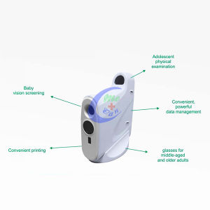Mce-Fd900 Portable Autorefractor China Ophthalmic Equipment pictures & photos