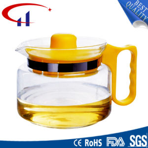 New Design, High-Quanlity and Best Sell Crystal Glass Teapot (CHT8103) pictures & photos