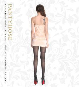 2016 Women Hot Selling Rose Jacquard Sexy Pantyhose