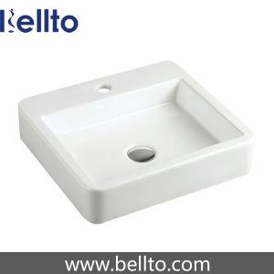 Ceramic Square Vessel Sink (3341) pictures & photos