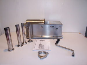 Horizontal Sausage Filler (Stainless Steel) (GRT - HSP3/5/7L) pictures & photos