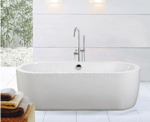 Ellipse Freestanding High Quality Acrylic Bathtub B-8810