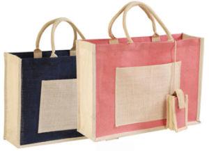 Canvas Shopping Beach Hand Bag pictures & photos