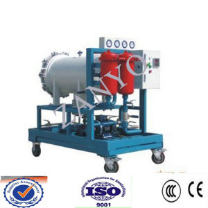 Mini-Scale Diesel/Gasoline Oil Dehydrator, Low Viscosity Fuel Oil Filter pictures & photos