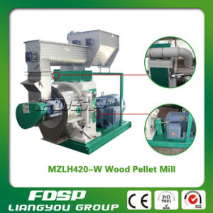 Wood Sawdust Pellet Making Production Line with Best Price pictures & photos