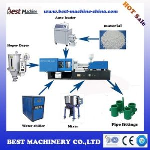 PVC Pipes Plastic Moulding Machine pictures & photos