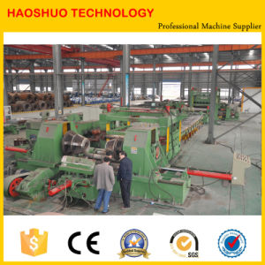 Steel Sheet Leveling and Cutting Machine pictures & photos