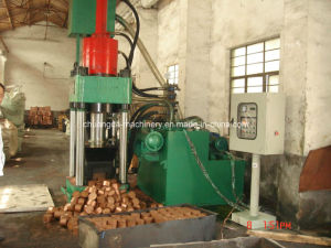 Hydraulic Power Copper Piece of Block Making Machine pictures & photos