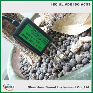 RS485 4-20mA Soil Temperature Moisture Meter for Volumetric Content Test pictures & photos