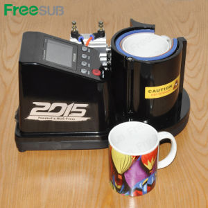 Factory Directly Automatic Mug Heat Press Sublimation Machine (ST-110) pictures & photos