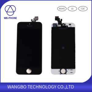 OEM LCD Touch Screen for iPhone 5 LCD Screen Digitizer Assembly pictures & photos