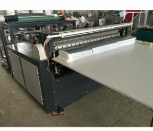 Pearl Cotton Film Slitting Cross Cutting Machine pictures & photos
