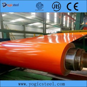 Color Coated Steel Coils PPGI for Roofing Building pictures & photos