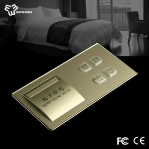 Electrical Keypad Light Switch Waterproof Emergency Push Button Switch pictures & photos