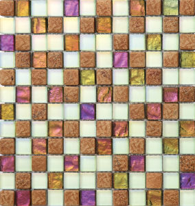 Ceramic & Metal Mosaic (MZ3007) pictures & photos