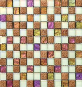 Ceramic & Metal Mosaic (MZ3007) pictures & photos