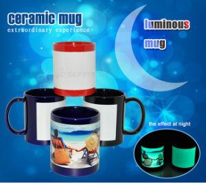 Yiwu Manufactory 11oz Luminous Mug pictures & photos