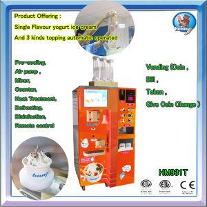 Hot Sale Soft Ice Cream Machine pictures & photos