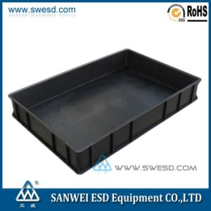 3W-9805113 Conductive Tray ESD Tray Anti-Static Tray ESD Box Conductive Anti-Static Box pictures & photos