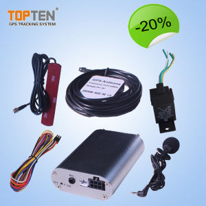 GPS with Backup Battery, Without Screen, Real Time Tracking for Car or Truck (TK108-KW) pictures & photos