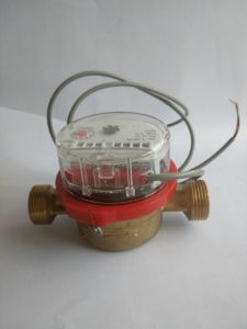 Pulse Output Water Meter in 10L/Pulse pictures & photos