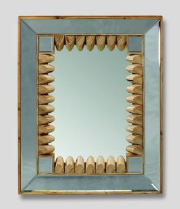 Mirror Glass Wall Decoration Mirror Frame Hotel Wall Decor pictures & photos