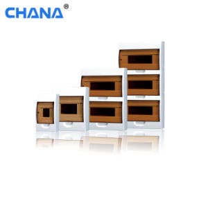 ABS Material Portable Power Surface Electrical Type Iron Distribution Box pictures & photos