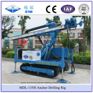 Xitan Mdl-135h Anchor Drilling Rig (Foundation Drilling Machine Micropile Drill) pictures & photos