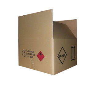 Fancy Kraft Paper Box for Logistic Shipping pictures & photos
