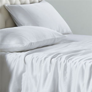 New Style Mulberry Silk Bed Sheet pictures & photos