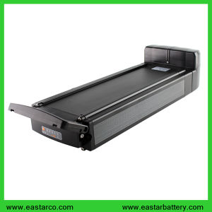 OEM/ODM 24V 36V 48V 10ah Lithium Ion Battery Rear Rack Battery for E-Bike pictures & photos