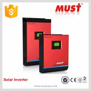 Must PV1800 Mpk 0.8-4kw MPPT Solar Inverter pictures & photos