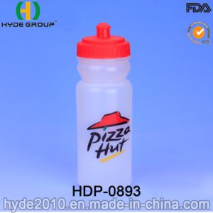 600ml Outdoor BPA Free PE Sports Water Drinking Bottle (HDP-0893) pictures & photos