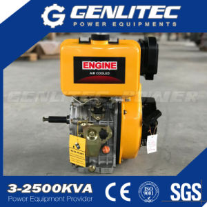 4-15HP Single Cylinder Diesel Engine (12V DC Motor) pictures & photos