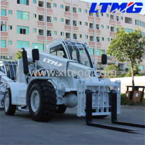Ltma Hot Sale Telescopic Boom Forklift 3.5t for Sale pictures & photos