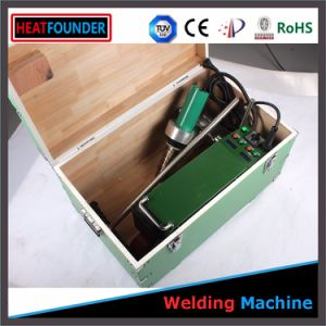 230V 4200W Automatic Plastic Welding Machine for Roofing (ZX7000) pictures & photos