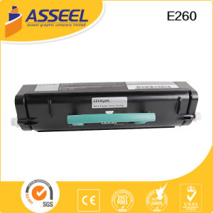 2017 New Compatible Toner Cartridge E260 for Lexmark pictures & photos
