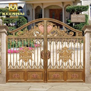 Villa Architectural Aluminum Metal Garden Security Gate pictures & photos