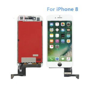 Mobile/Cell Phone Accessories for iPhone 8 LCD with Touch Screen pictures & photos