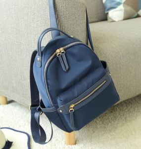 2017 New Fashion Polyamides Canvas Nylon Backpack Backpack pictures & photos