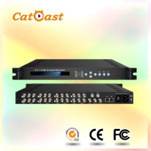 Digital AV Modulator with DVB-C RF out pictures & photos