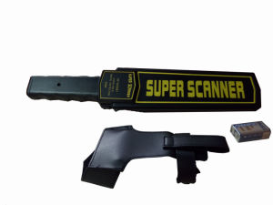 Security Portable Scanner Metal Detector pictures & photos