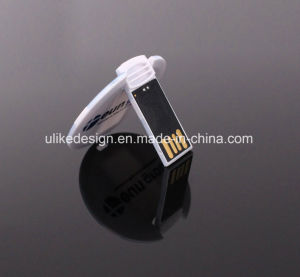 Plastic Swivel USB Memory USB Flash Driver with Your Logo pictures & photos