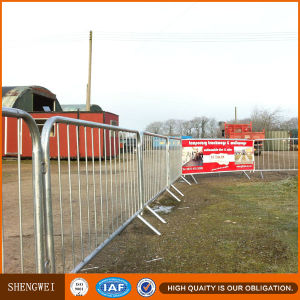 Metal Road Safety Crowd Barrier Fence pictures & photos