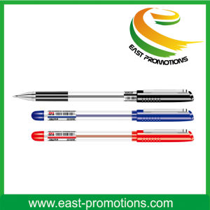 Custom Plastic Ball Point Pen with Brand Logo pictures & photos