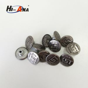 Meet Oeko-Tex Standard 100 Requirement Various Colors Jeans Button Parts pictures & photos