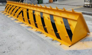 Vehicle Access Control Barriers for Important Place Safety Use pictures & photos