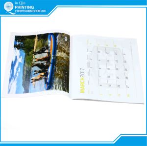 Full Color Printing 2018 Monthly Wall Calendar pictures & photos