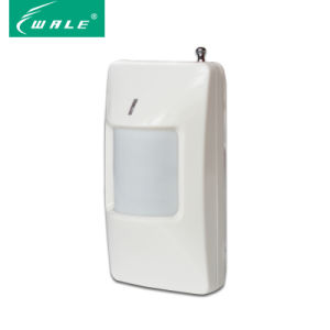 Wireless Pet Immune PIR Detector for Home Security pictures & photos