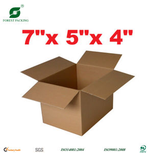 One Top One Bottom Corrugated Paper Box pictures & photos
